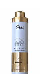 Magic Color Exclusive Blond Água Oxigenada Ox 4 Volumes 900ml