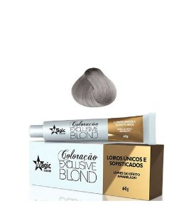 Magic Color Coloração Exclusive Blond Loiro Platinado Rosê Intenso 11.2 - 60g