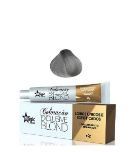Magic Color Coloração Exclusive Blond Loiro Platinado Cinza Super Intenso 12.111  - 60g