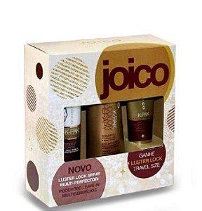 Joico K-Pak Kit Luster Lock e Color Therapy  3 Produtos Promoção