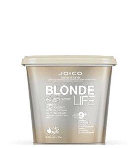 Joico Blonde Life Lightening Powder Pó Descolorante 9 Tons 454g