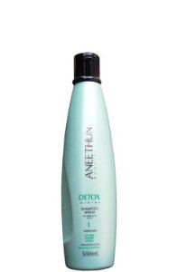 Aneethun Detox System Shampoo Refresh Cabelos Mistos e Oleosos 300ml