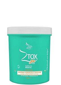 Zap Ztox Zero Máscara Canola e Mamona Organic 950g OUTLET