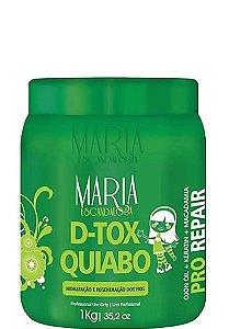 Maria Escandalosa D-Tox de Quiabo Pro Repair 1kg