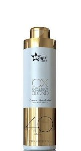 Magic Color Exclusive Blond Aguá Oxigenada Ox 40 Volumes 900ml