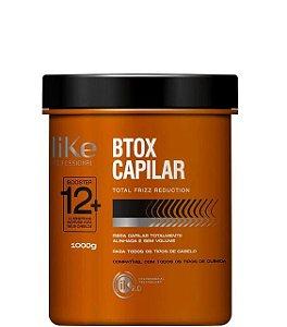 iLike Professional Btox Capilar Profissional 1kg + Brinde