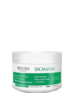 Prohall BioMask Máscara Hidratação Profunda e Brilho intenso 300g + Brinde