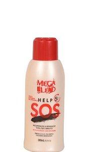 Mega Blend Help SOS Antiemborrachamento 5 min 300ml