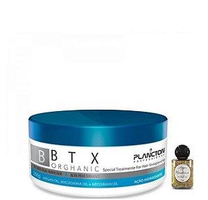 Plancton Btx Orghanic Sem Formol 250G + Óleo de Argan 7ml