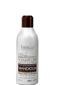 Forever Liss Shampoo de Mandioca Power Life 300ml + Brinde