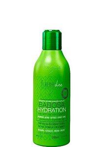 Forever liss Shampoo de Babosa Restauração Capilar 300ml + Brinde