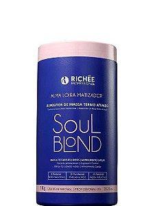 Richée Professional Repositor de Massa Soul Blond Matizador 1kg