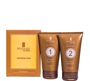 Revitalise Extreme Progressiva Sem Formol Frizz Solution 2x150ml