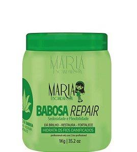Maria Escandalosa Máscara de Babosa Repair Hidratação Profunda 1kg