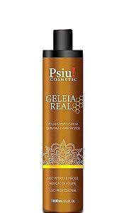 Psiu Cosmetic Progressiva Geleia Real Realinhamento Capilar 1 Litro