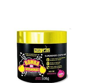 May Love Máscara Bomba de Vitaminas Super Concentrado 500g