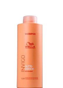 Wella Nutri Enrich Shampoo Invigo Professionals 1 Litro