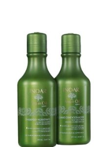 Inoar Argan Oil Kit Shampoo e Condicionador 2x 250ml