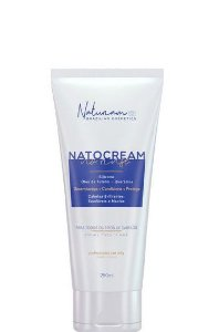 Leave-In Naturiam NatoCream No Rinse Silicone Tutano E Queratina 250ml