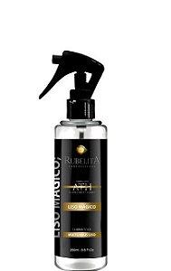 Rubelita Liso Mágico Spray Termo Ativo 14 Benefícios 200ml + Brinde