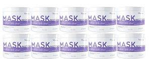 Naturiam Combo 10 Máscara Mask Restore Tratamento Capilar 500g