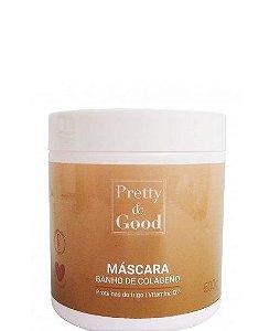 Pretty Good Máscara Banho de Colágeno 500g