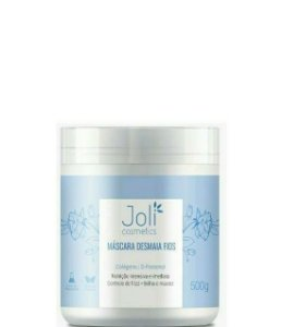 Joli Cosmetics Máscara de Nutrição Desmaia Fios 500gr