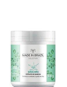 Made In Brazil Máscara Extrato de Babosa 500gr