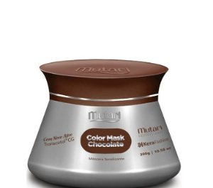 Mutari Color Mask Chocolate kerafashion Tonalizante Capilar 300gr