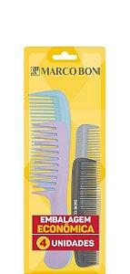 Marco Boni Kit Colors Com 4 Pentes para Família 3420B