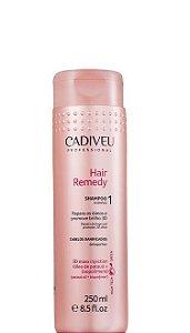 Cadiveu Hair Remedy Shampoo Tratamento Profissional 250ml