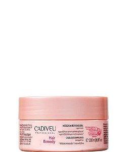 Cadiveu Hair Remedy Máscara Reparadora Para Cabelos Danificados 200ml