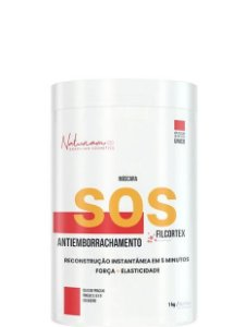 Naturiam Máscara SOS Anti-Emborrachamento Filcortex 1 Kg