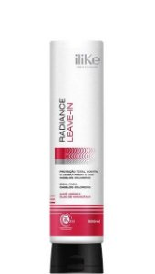 Ilike Professional Radiance Leave-In para Cabelos Coloridos 300 ml