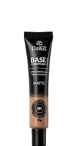 Dailus Base Facial Matte Ultra Cobertura - 08 Bege Escuro30g