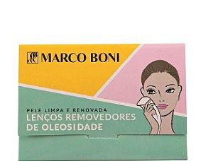 Marco Boni Lenço Removedor de Oleosidade Do Rosto - 4134