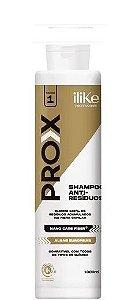 ilike Professional Shampoo  Anti Resíduos Pro X  1Litro