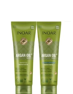 Inoar Argan Oil Kit Shampoo e Condicionador 2x240ml
