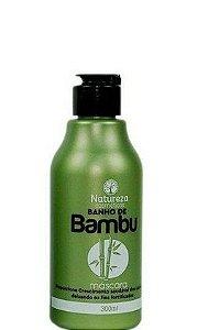 Máscara Banho De Bambu Natureza Cosméticos 300ml