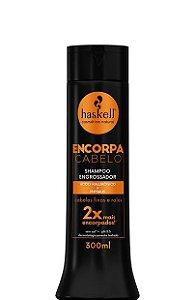 Haskell Encorpa Cabelo Shampoo Engrossador 300ml