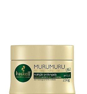 Haskell Murumuru Manteiga Hidratante Máscara Capilar 250g