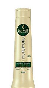 Haskell Murumuru Shampoo Nutrição Prolongada 500ml