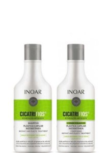 Inoar Cicatrifios Kit Shampoo e Condicionador 2x250ml