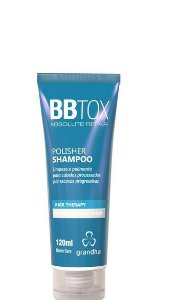 Grandha Bbtox Absolute Repair Polisher Shampoo 120ml