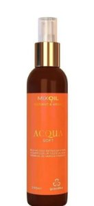 Grandha Mix Oil Coconut e Argan Acqua Soft Hidratar a Pele 200ml