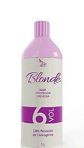 Zap Blonde Água Oxigenada Cremosa 6 Volumes 900ml