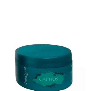 Onixx Brasil Cachos Máscara para Cabelos Cachados 250g