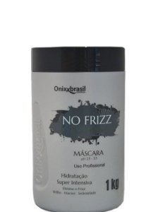Onixx Brasil Máscara No Frizz Hidratação Super Intensiva 1kg