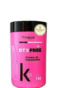 Onixx Brasil Btx Free Creme De Tratamento K10 Premium Blond 1kg