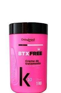 Onixx Brasil Btx Free Creme de Tratamento Sem Formol K10 - 1kg